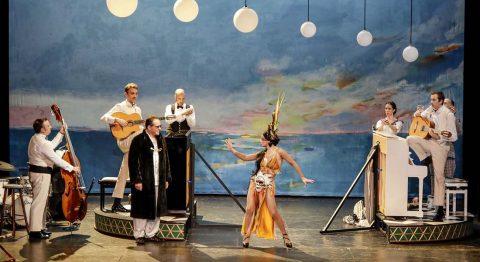 Un répertoire léger entre théâtre et musique - Critique sortie Classique / Opéra Paris Athénée Théâtre Louis-Jouvet