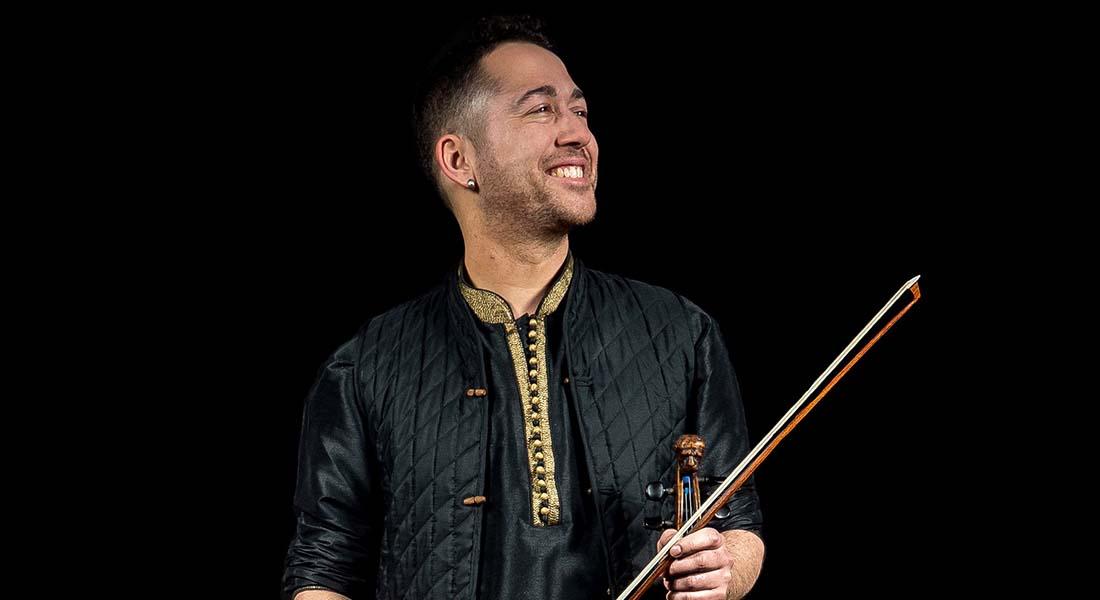 Le violoniste et compositeur Baiju Bhatt signe « Eastern Sonata ». Un Orient rêvé. - Critique sortie Jazz / Musiques Paris Studio de l'Ermitage