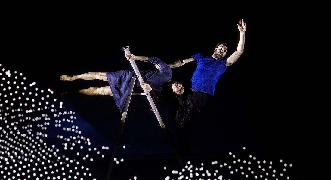 Acqua Alta, Chorégraphie Dimitri Hatton et Satchie Noro - Critique sortie Danse Tremblay-en-France Théâtre Louis Aragon