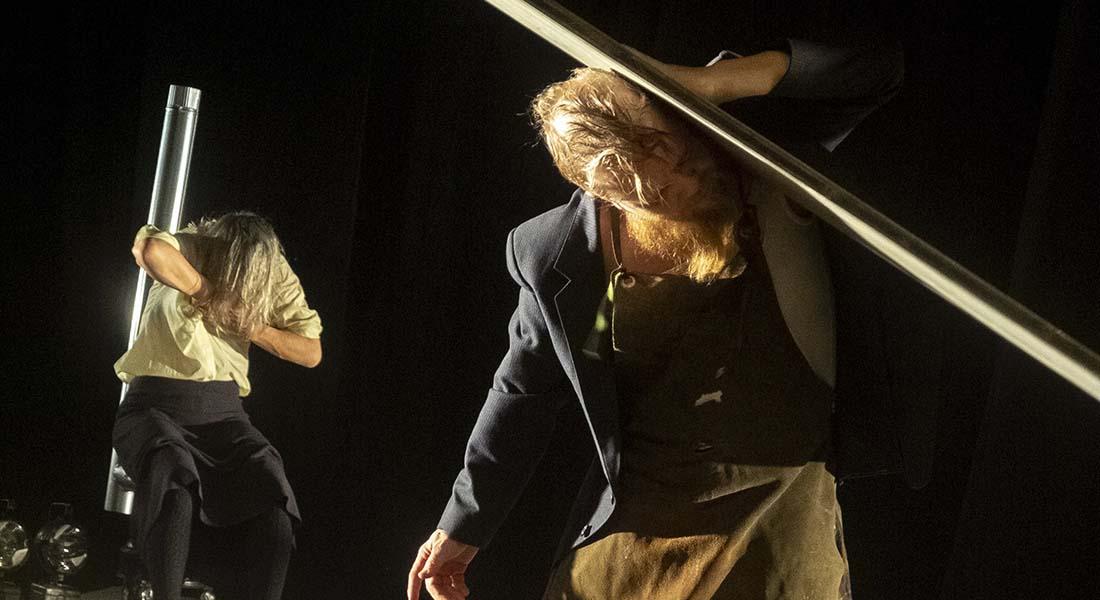 Chimæra de Jani Nuutinen et Julia Christ - Critique sortie Théâtre La Courneuve Centre Culturel Jean Houdremont