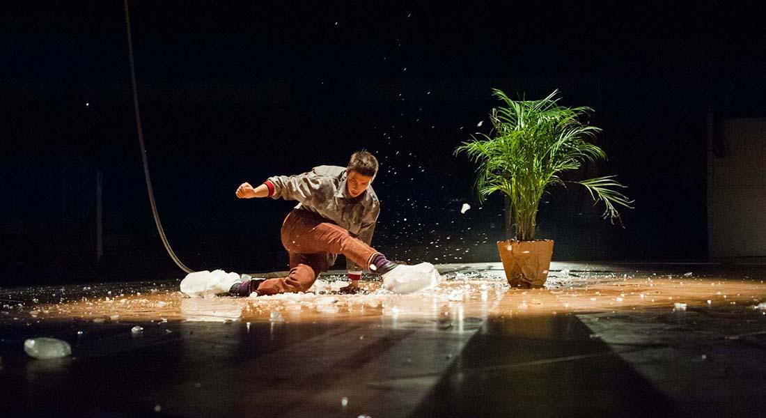 On n'est pas là pour sucer des glaces, par le Galapiat Cirque - Critique sortie Théâtre Paris Espace Chapiteaux Parc de La Villette