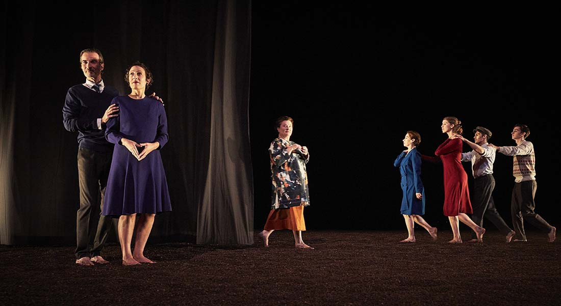 Family machine de Brigitte Seth et Roser Montlló Guberna - Critique sortie Danse Paris Chaillot - Théâtre national de la danse