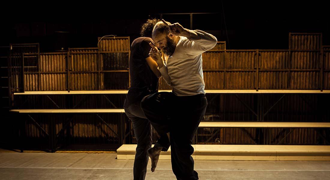 Festival Trajectoires du Centre Chorégraphique National de Nantes - Critique sortie Danse Nantes Centre Chorégraphique National de Nantes