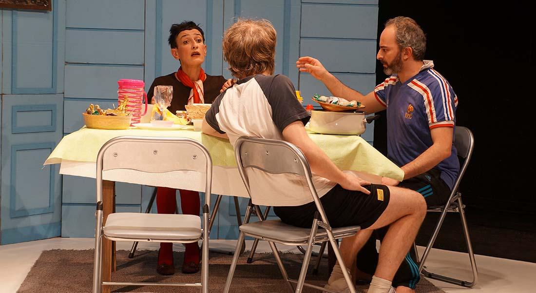 Hélas, de Nicole Genovese, mis en scène par Claude Vanessa - Critique sortie Théâtre Paris Théâtre de la Tempête