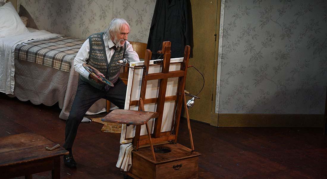 Monsieur X avec Pierre Richard, mis en scène par Mathilda May - Critique sortie Théâtre Paris THEATRE DE L'ATELIER