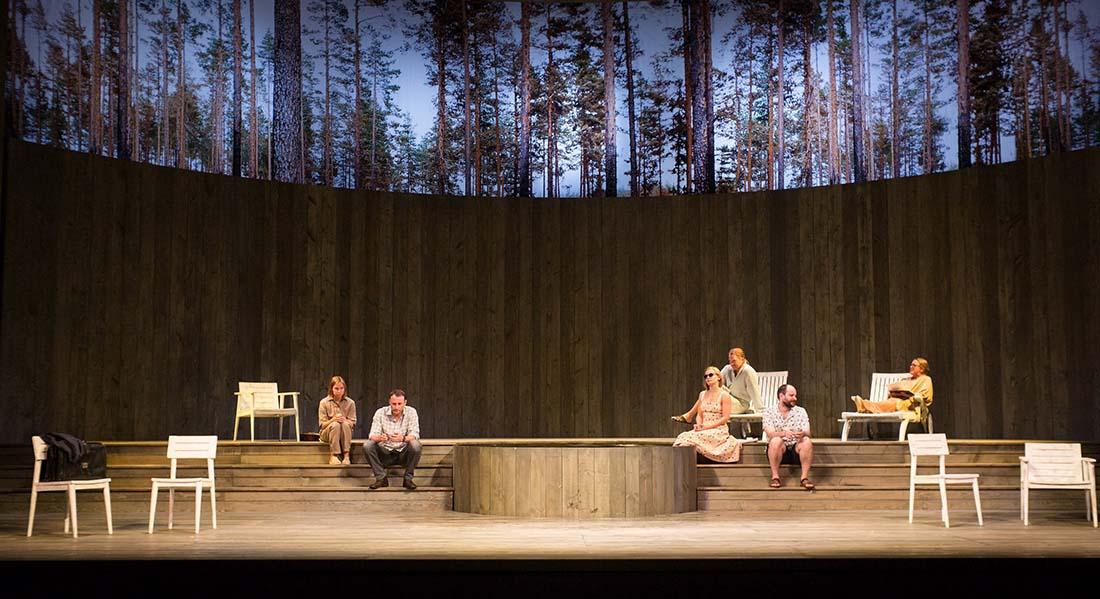 Oncle Vania d'Anton Tchekhov, mise en scène de Stéphane Braunschweig - Critique sortie Théâtre Paris Odéon-Théâtre de l'Europe