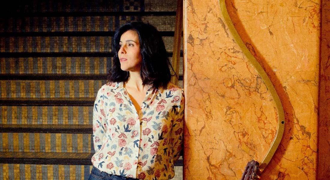 Souad Massi chante « Oumniya » - Critique sortie Jazz / Musiques Ivry-sur-Seine Théâtre d'Ivry Antoine Vitez