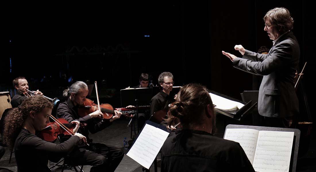 L'Orient des songes par TM+ dirigé par Laurent Cuniot - Critique sortie Classique / Opéra Nanterre Maison de la musique de Nanterre