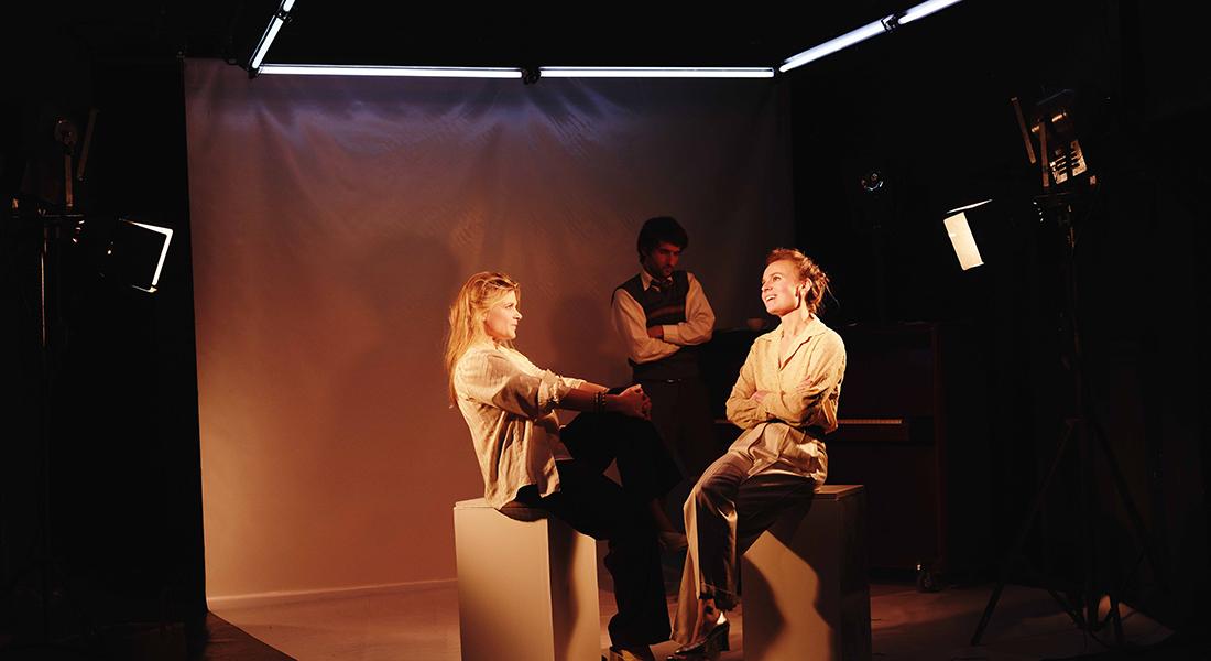 BRUIT, première édition du festival théâtre et musique du théâtre de l'Aquarium - Critique sortie Théâtre Paris Théâtre de l'Aquarium