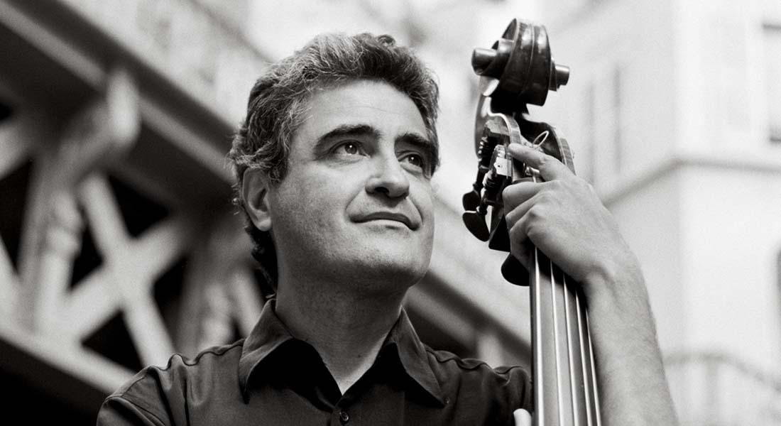 Renaud Garcia-Fons « Le Souffle des Cordes » - Critique sortie Jazz / Musiques Paris Sudio 104 de la Maison de la Radio