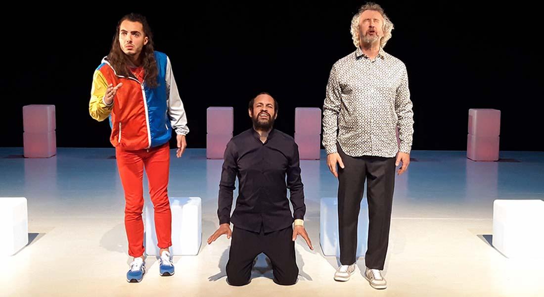 Dom Juan et Le Tartuffe de Molière, mise en scène de Nicolas Hocquenghem - Critique sortie Théâtre Ivry-sur-Seine Théâtre d'Ivry - Antoine Vitez