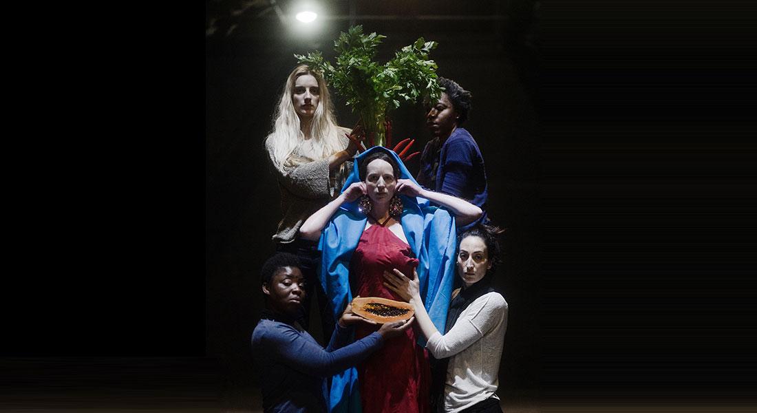 Métamorphoses d'après Ovide, mise en scène de Luca Giacomoni - Critique sortie Théâtre Paris Théâtre de la Tempête