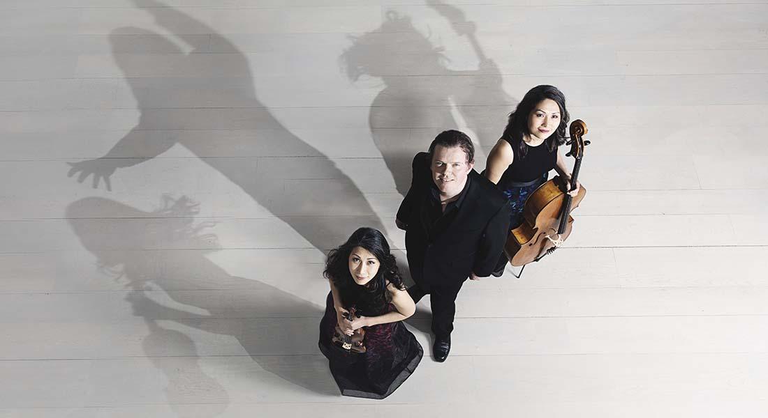 Trio con Brio Copenhagen dans Bent Sørensen, Tchaïkovski et Mendelssohn. - Critique sortie Classique / Opéra Paris Théâtre des Abbesses