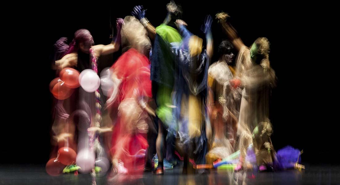 Ballroom d'Arthur Perole - Critique sortie Danse Paris Chaillot - Théâtre national de la danse