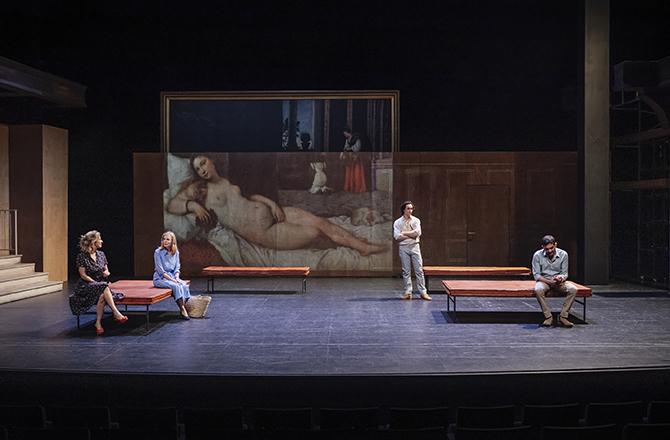 Détails de Lars Noren, mise en scène Frédéric Bélier-Garcia - Critique sortie Théâtre Paris Théâtre du Rond-Point