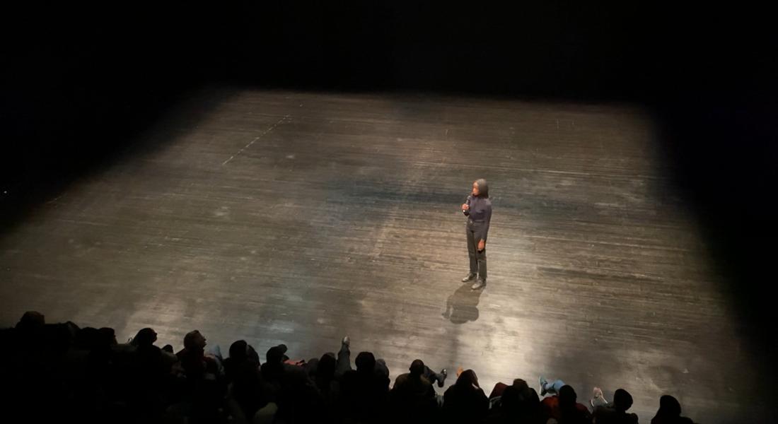 Festival Go,Go,Go, un temps fort performances au Grütli à Genève - Critique sortie Théâtre Genève Le Grütli