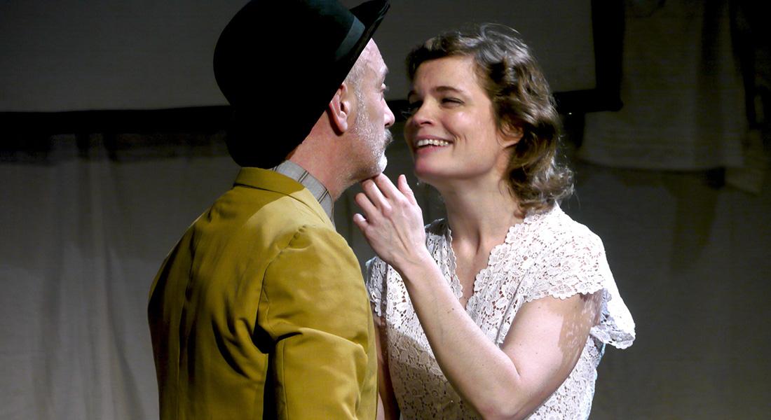 La Mégère apprivoisée de William Shakespeare, adaptation et mise en scène par Frédérique Lazarini - Critique sortie Théâtre Paris Artistic Théâtre