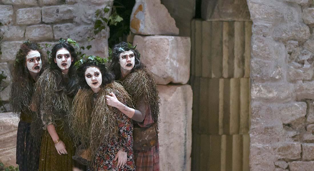 Les Bacchantes d'Euripide, mise en scène de Bernard Sobel - Critique sortie Théâtre Paris Théâtre de l'Epée de bois