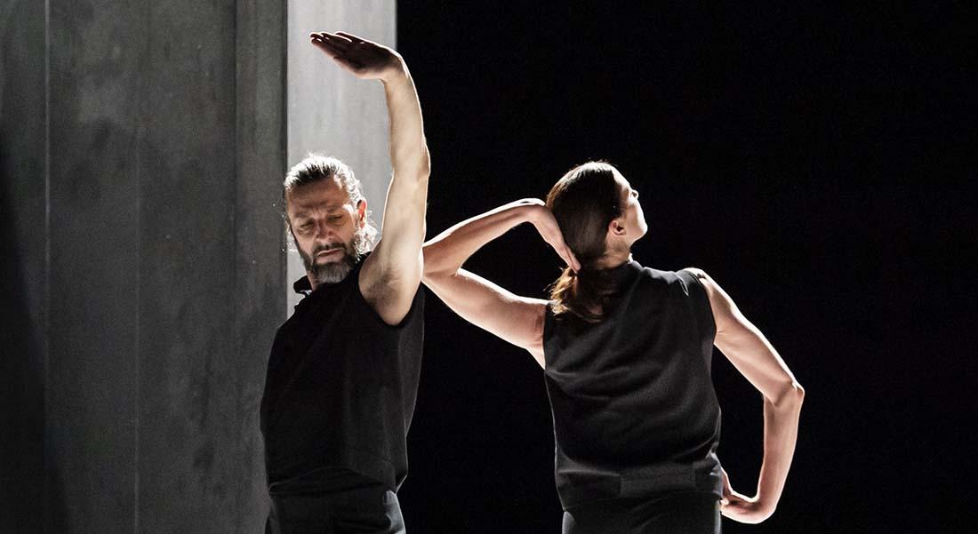 Magma de Marie-Agnès Gillot et Andrés Marin - Critique sortie Danse Niort Le Moulin du Roc - Scène Nationale de Niort