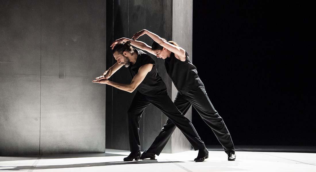 Magma de Marie-Agnès Gillot et Andrés Marin - Critique sortie Danse Suresnes Théâtre de Suresnes Jean Vilar
