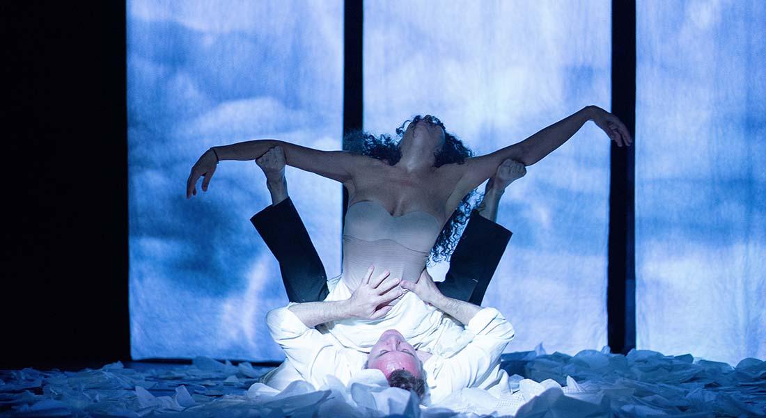 Mlle Julie # meurtre d'âme de Moni Grégo, d'après August Strindberg, mise en scène de Roxane Borgna - Critique sortie Théâtre Montreuil Théâtre de la Girandole