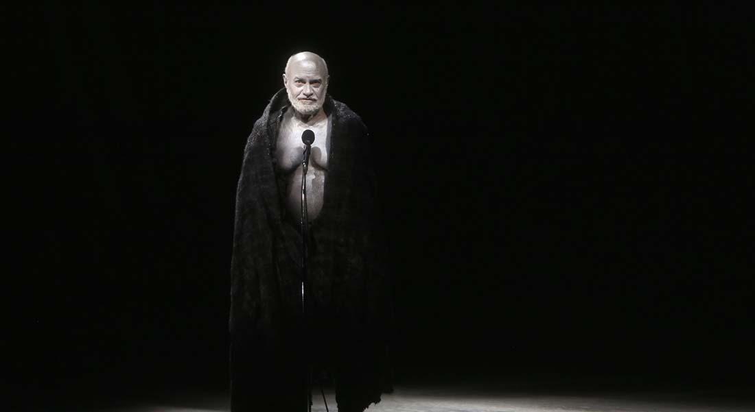Emmanuel Meirieu met en scène Mon traître de Sorj Chalandon - Critique sortie Théâtre Sceaux Les Gémeaux
