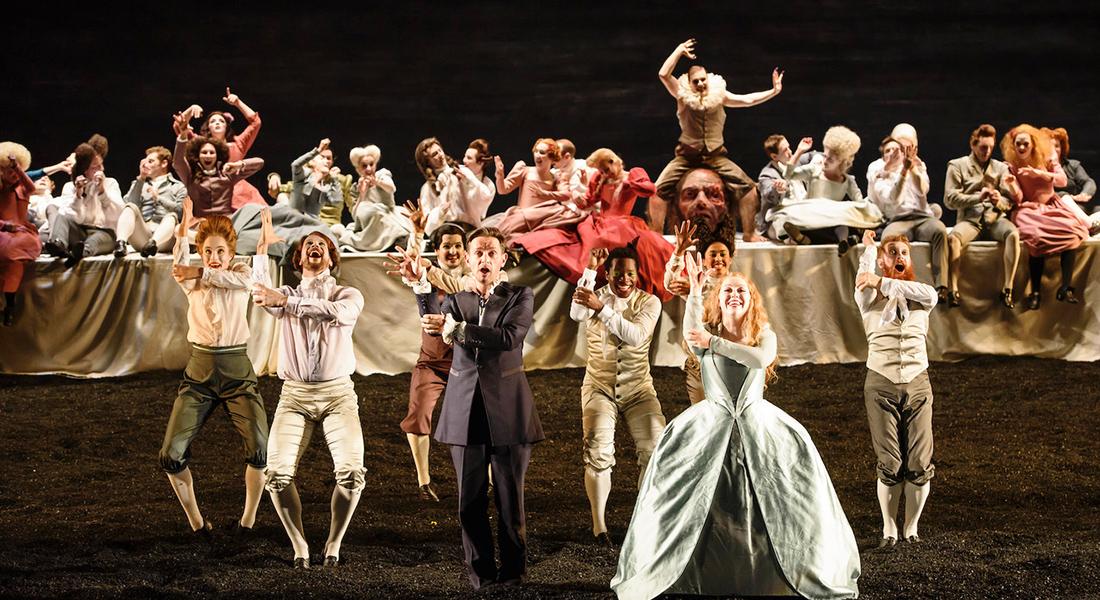 Saül de Haendel de Barrie Kosky, direction musicale de Laurence Cummings - Critique sortie Classique / Opéra Paris Théâtre du Châtelet
