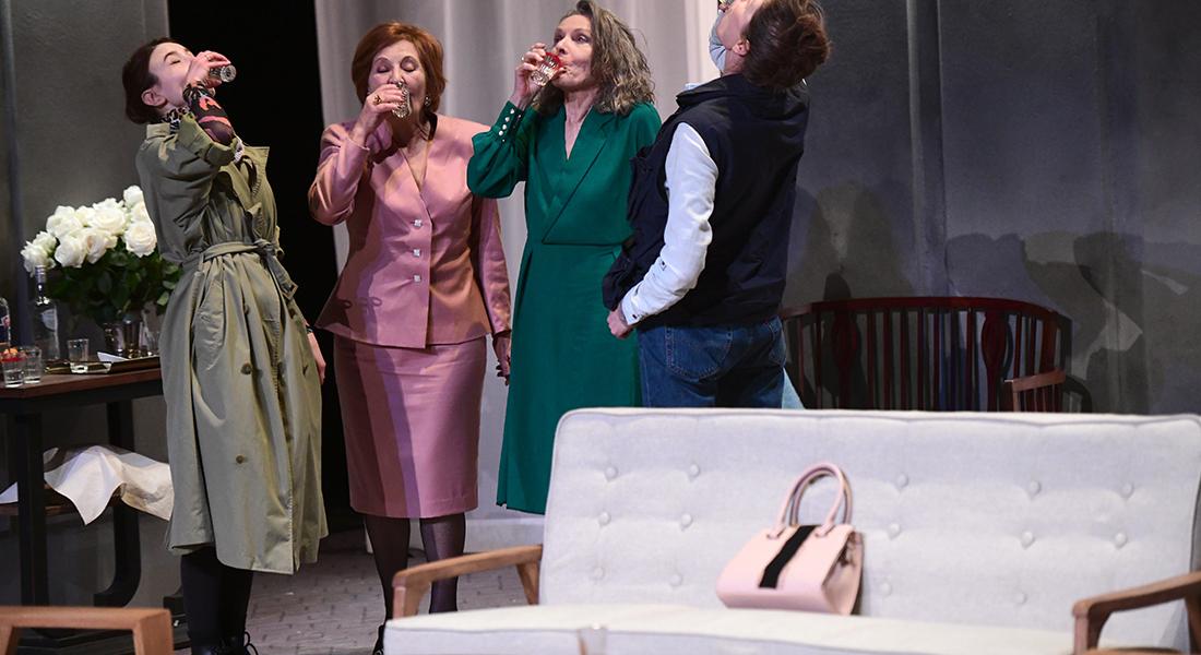 Splendeur d'Abi Morgan, mis en scène par Delphine Salkin - Critique sortie Théâtre Lieusaint (77) Théâtre-Sénart