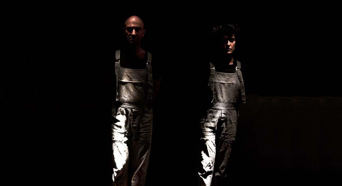 Structure-couple : Fatch et Boomerang de Lotus Eddé-Khouri et Christophe Macé - Critique sortie Danse Paris Atelier de Paris