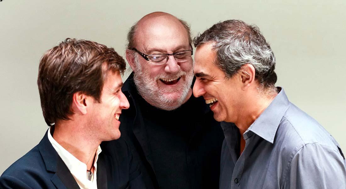 Useful Report et le trio ETE (Emler, Tchamitchian, Echampard) : nouveau répertoire d'un groupe qui fête ses 20 ans - Critique sortie Jazz / Musiques Malakoff Studio Sextan - la Fonderie