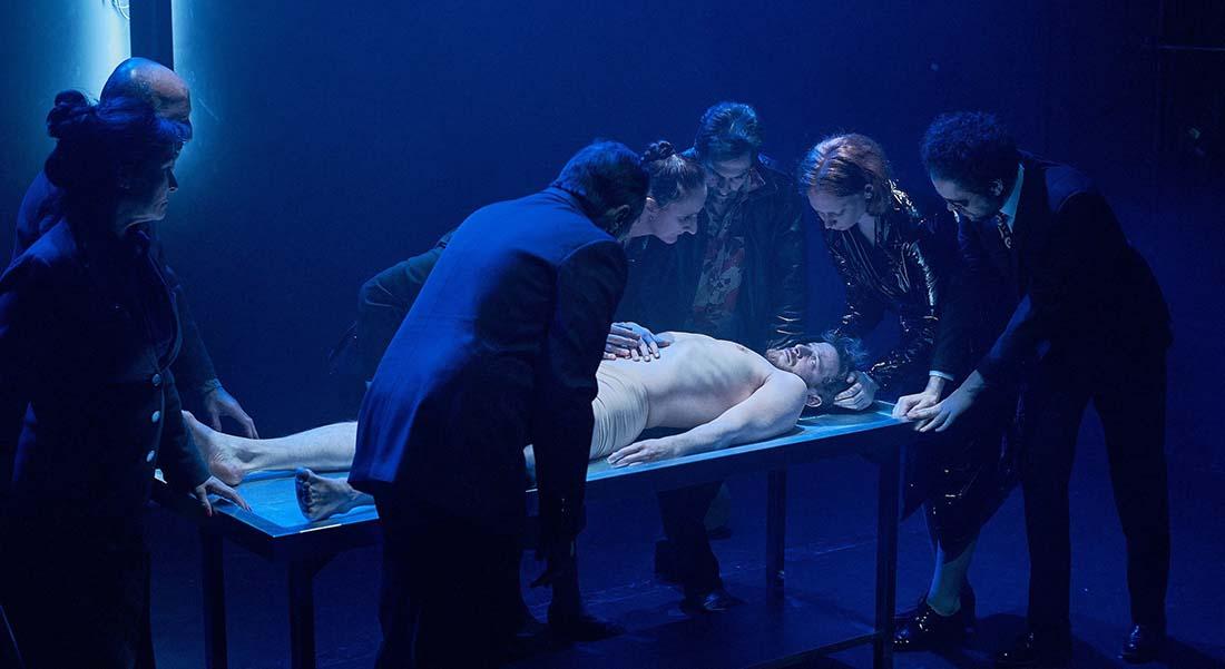 Trop de jaune d'Emmanuel Fandre, mis en scène d'Orianne Moretti - Critique sortie Théâtre Paris Studio Hébertot