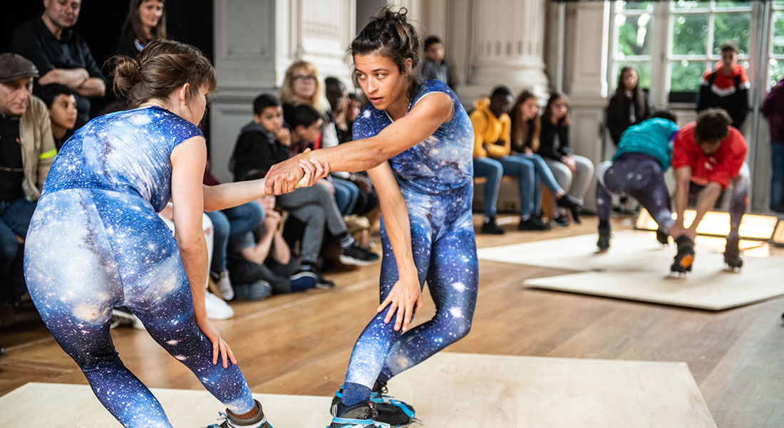 Séquence danse fête sa huitième édition - Critique sortie Danse Paris Le Centquatre