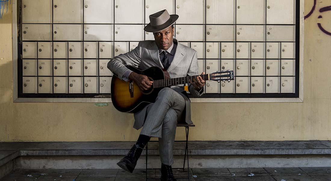 Bai Kamara Jr signe l'album « Salone » - Critique sortie Jazz / Musiques Paris Le Méridien Etoile