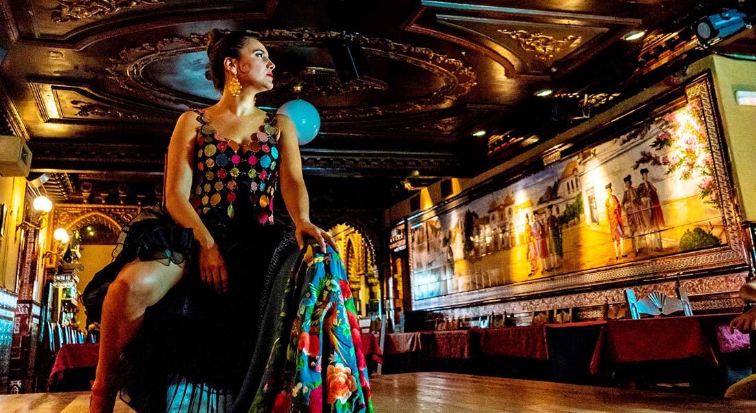 El Viaje de la danseuse chorégraphe Rafaela Carrasco - Critique sortie  Paris Grande Halle de la Villette
