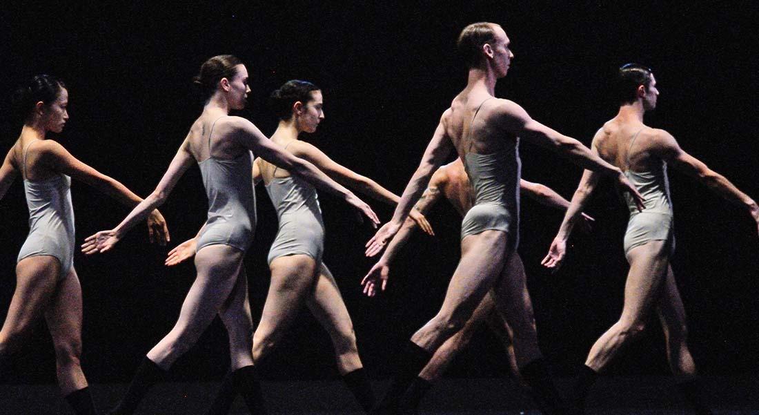 Love Chapter 2 de Sharon Eyal et Gai Behar - Critique sortie Danse Paris