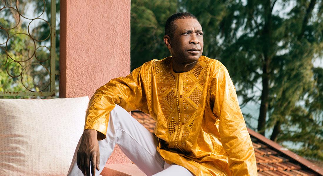 Youssou N'Dour à Basilique de Saint-Denis - Critique sortie Jazz / Musiques saint denis Basilique de Saint-Denis