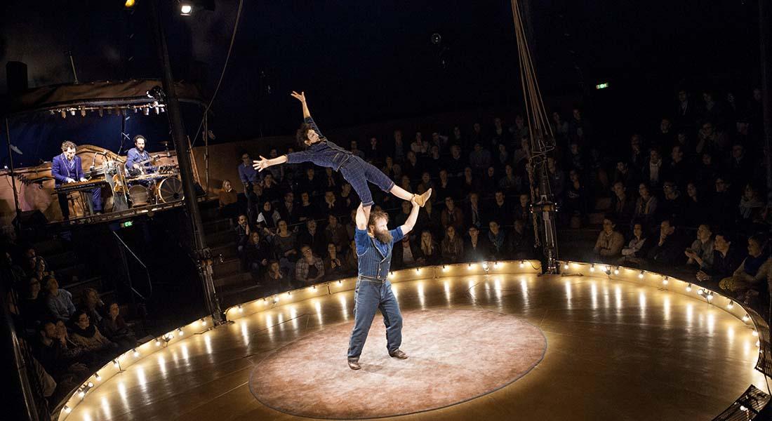 Campana de Cirque Trottola - Critique sortie Théâtre Antony Espace cirque d'Antony