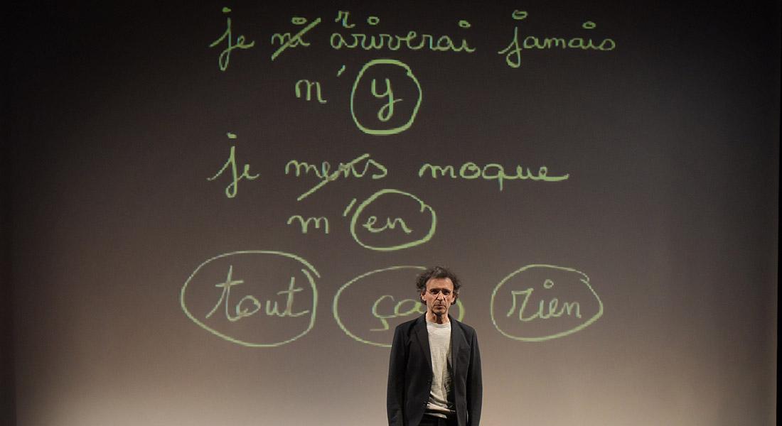 Chagrin d'école d'après Daniel Pennac, mise en scène de Christèle Wurmser - Critique sortie Théâtre Paris Théâtre de Paris