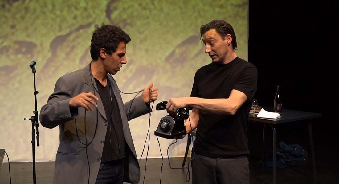 Contre-enquêtes d'après Kamel Daoud, mise en scène de Nicolas Stemann - Critique sortie Théâtre Lausanne Théâtre Vidy-Lausanne