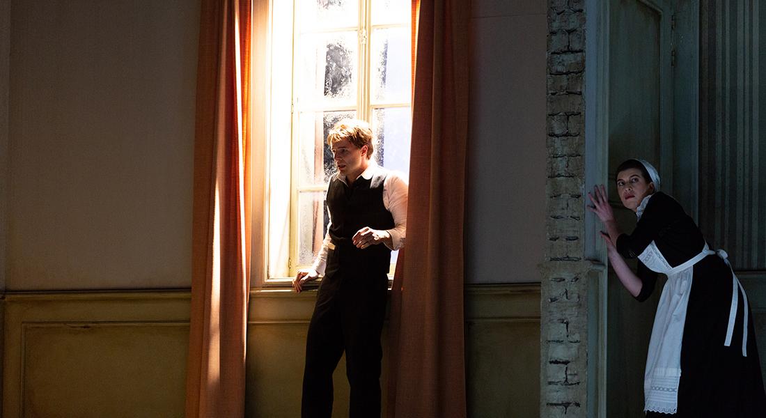 Création mondiale à l'Opéra de Dijon : «Les Châtiments» de Brice Pauset / d'après Kafka. Mise en en scène David Lescot - Critique sortie Classique / Opéra DIJON Opéra de Dijon