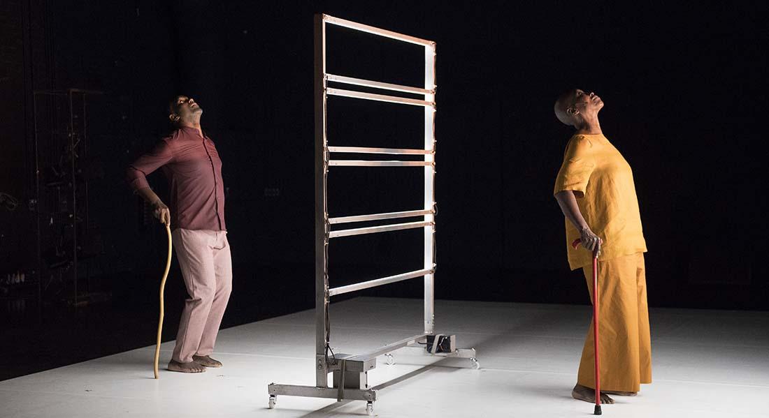 Danse en mai, une édition concoctée en compagnie de Salia Sanou - Critique sortie  Brive-la-Gaillarde L'Empreinte - Scène nationale Brive-Tulle