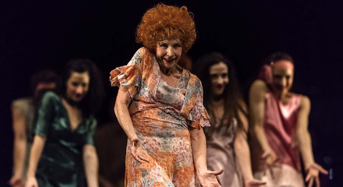 Les sept péchés capitaux / N'ayez crainte de Pina Bausch, rencontre Josephine Ann Endicott et Bénédicte Billet - Critique sortie  Paris Théâtre du Châtelet