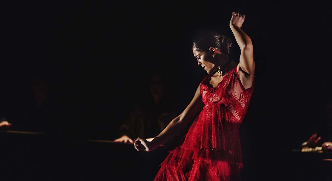 Distopia, chorégraphie de Patricia Guerrero - Critique sortie Danse Vélizy-Villacoublay L'Onde