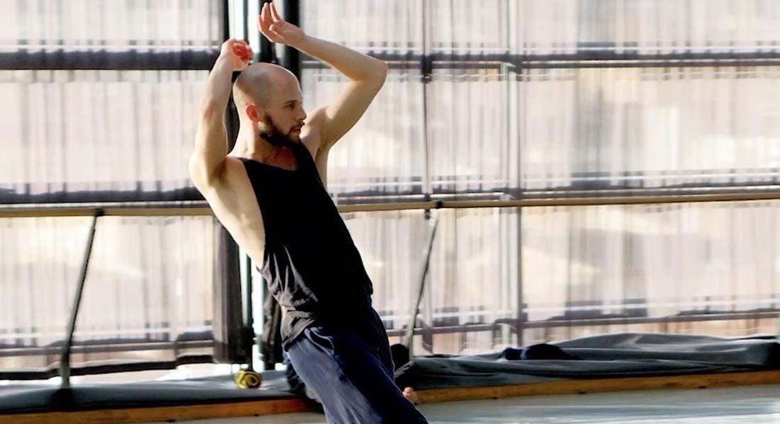 There's a blue bird in my heart de Yuval Pick à l'Opéra de Lyon - Critique sortie Danse Décines au Toboggan