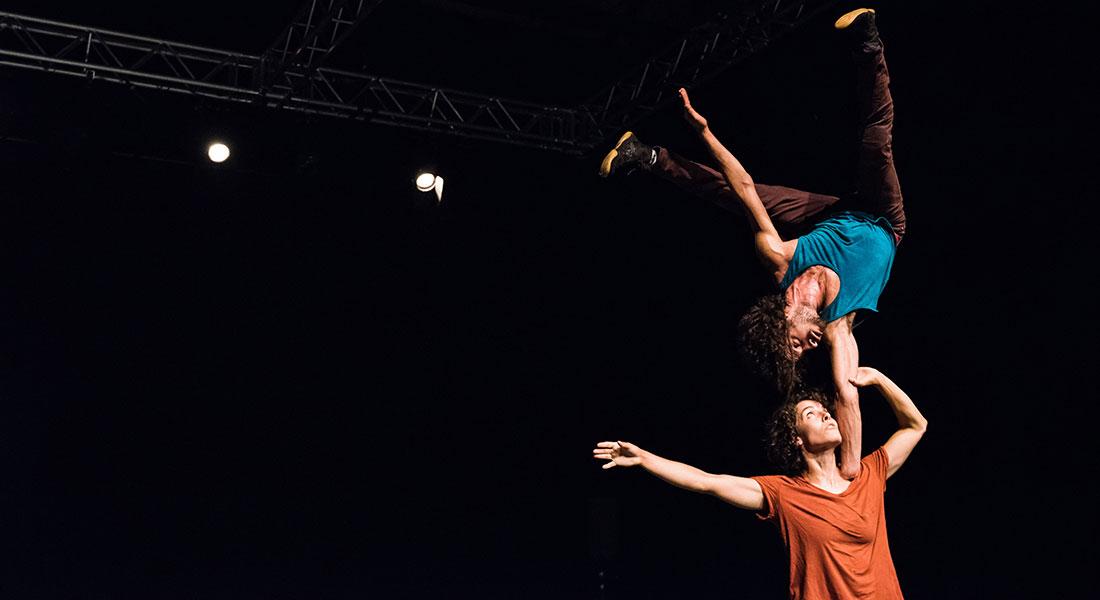 Week-end cirque à La Ferme du Buisson - Critique sortie Théâtre Noisiel La Ferme du Buisson - Scène Nationale de Marne-La-Vallée