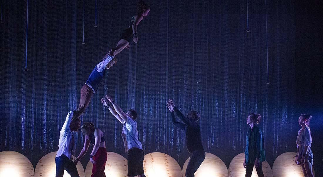 Festival Spring, édition 2020 - Critique sortie Théâtre Cherbourg-en-Cotentin Plateforme 2 Pôles Cirque en Normandie