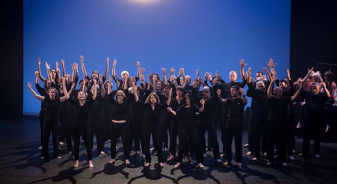 L'ensemble Les Goûts réunis et la chorégraphe Béatrice Massin dans la Messe en si mineur - Critique sortie Classique / Opéra Nanterre Maison de la musique de Nanterre