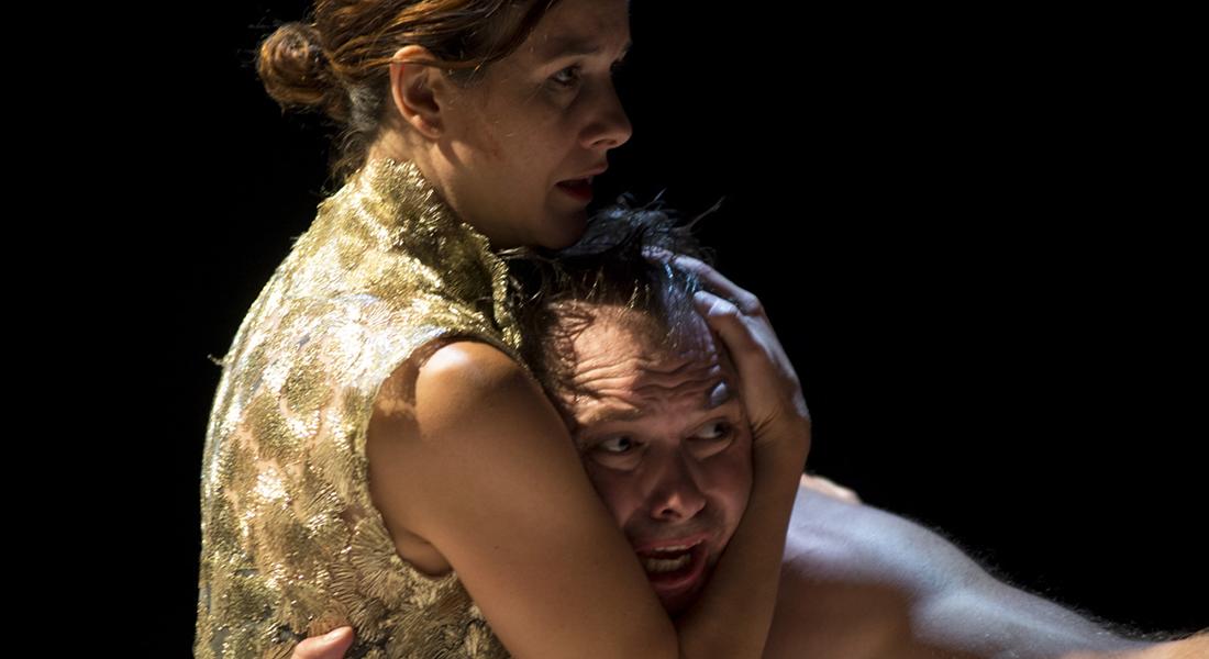 Hamlet, création collective, adaptation Clément Camar-Mercier , mise en scène de Thibault Perrenoud - Critique sortie Théâtre Nogent-sur-Marne La Scène Watteau