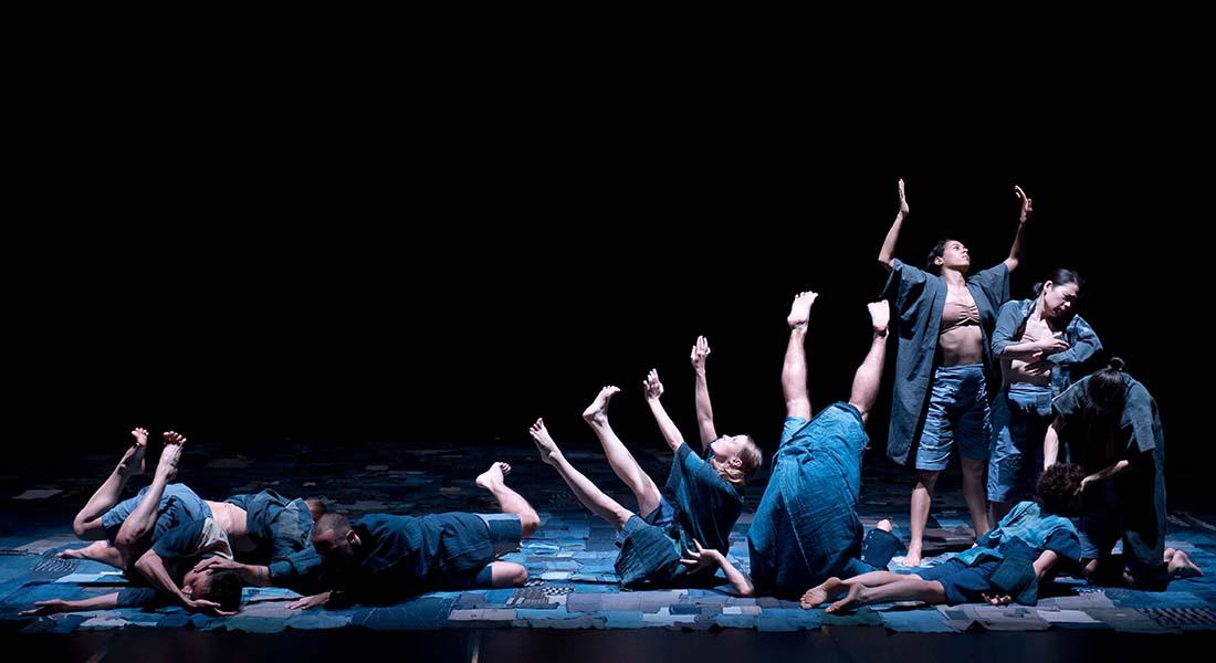 Ils n'ont rien vu de Thomas Lebrun - Critique sortie  Paris Chaillot - Théâtre national de la danse