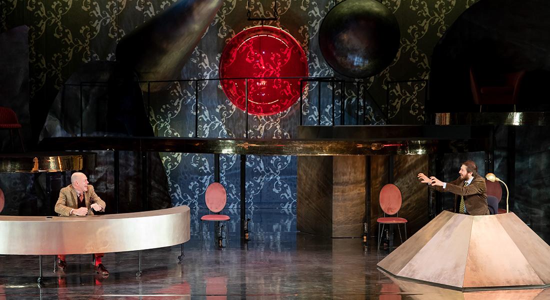 Kadoc de Rémi de Vos, mise en scène de Jean-Michel Ribes - Critique sortie Théâtre Paris Théâtre du Rond Point